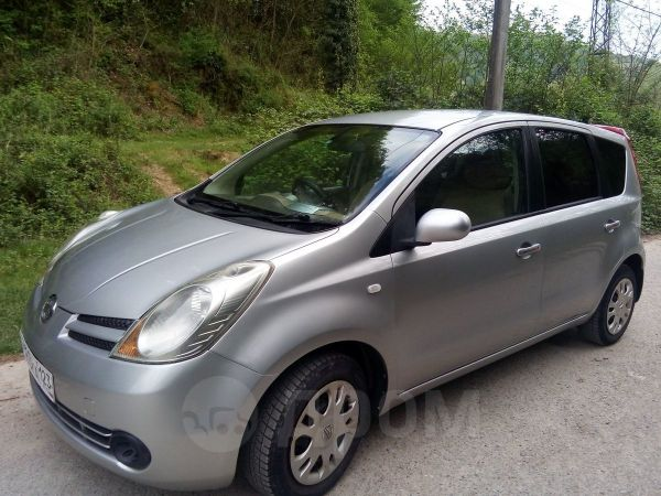 Nissan Note, 2005 год, 225 000 руб.