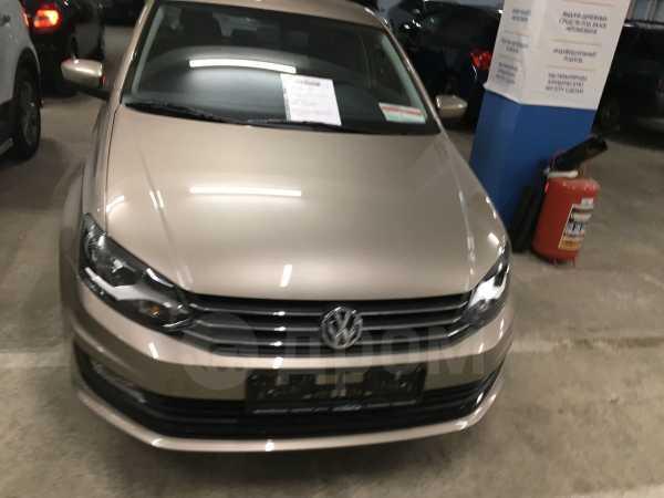 Volkswagen Polo, 2018 год, 836 000 руб.