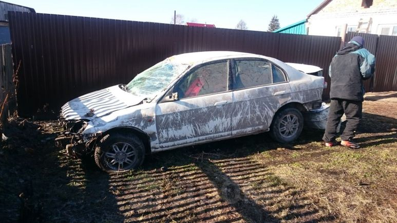 Honda Civic Ferio, 2003 год, 70 000 руб.