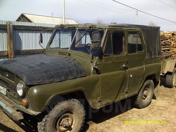 УАЗ 469, 1980 год, 60 000 руб.