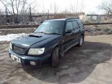 Subaru Forester, 2001 г., Омск