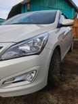 Hyundai Solaris, 2015 год, 626 000 руб.
