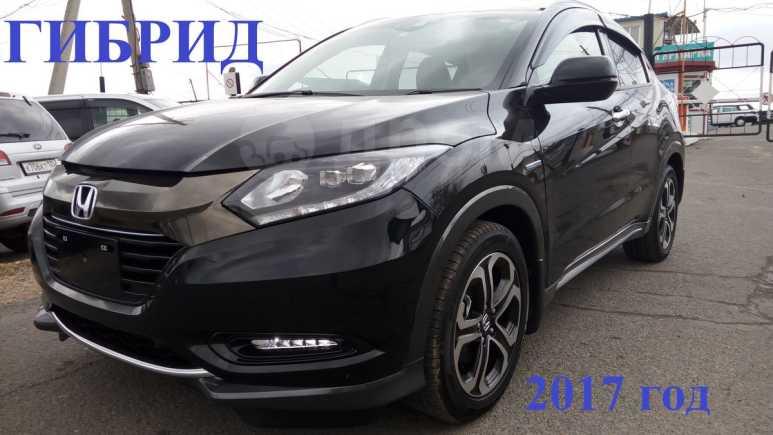 Honda Vezel, 2017 год, 1 430 000 руб.
