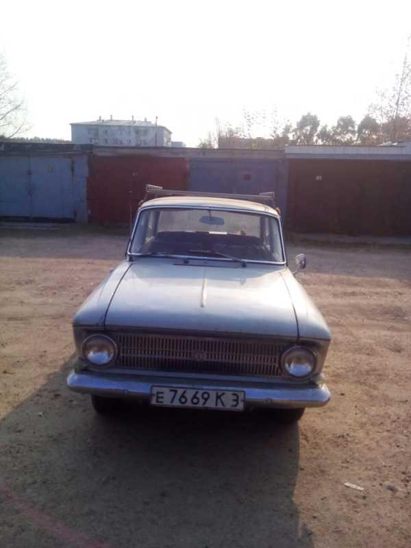 Москвич 412, 1972 год, 25 000 руб.