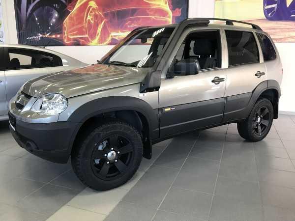 Chevrolet Niva, 2018 год, 745 000 руб.