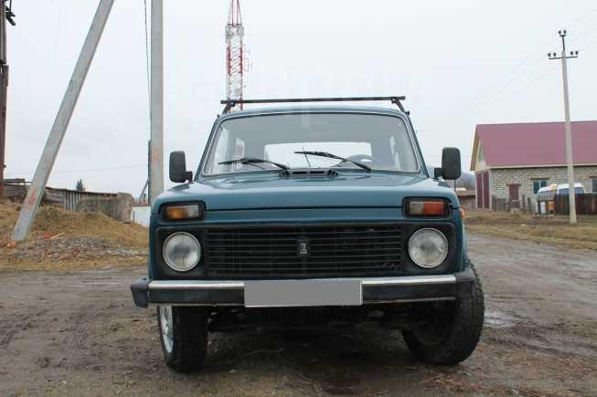 Лада 4x4 2121 Нива, 1998 год, 155 000 руб.