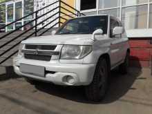 Иркутск Pajero iO 2000