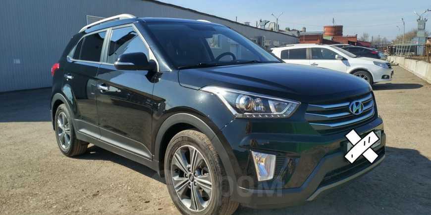 Hyundai Creta, 2016 год, 1 190 000 руб.