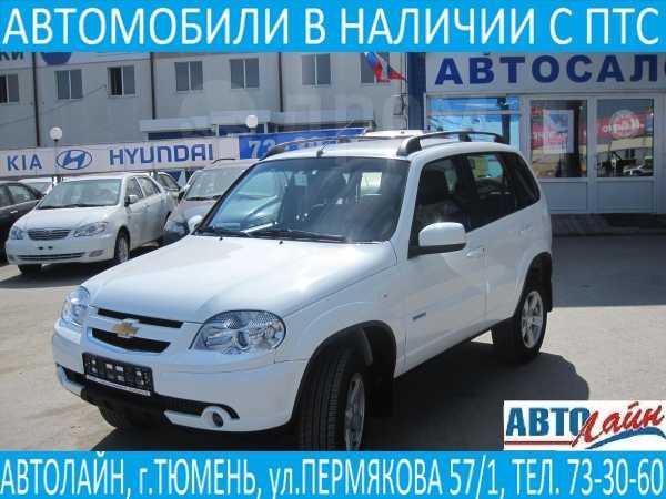 Chevrolet Niva, 2018 год, 719 000 руб.