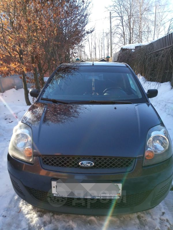 Ford Fiesta, 2008 год, 185 000 руб.