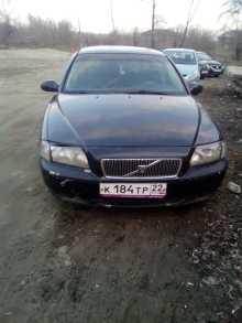Volvo S80, 2001 г., Барнаул