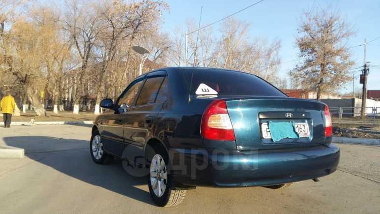 Hyundai Accent, 2008 год, 252 252 руб.