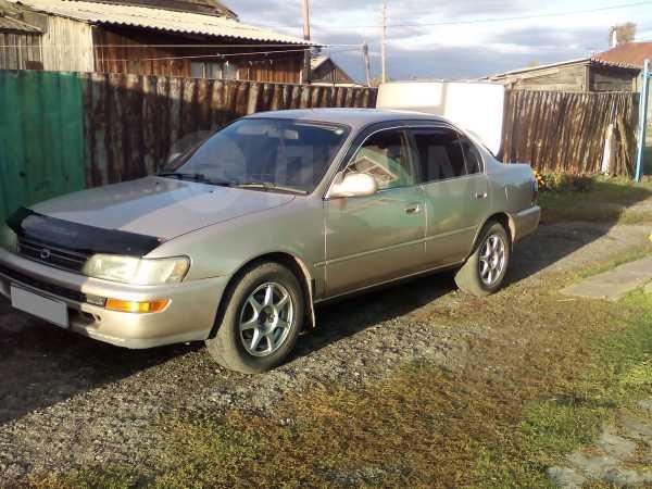 Toyota Corolla, 1992 год, 140 000 руб.