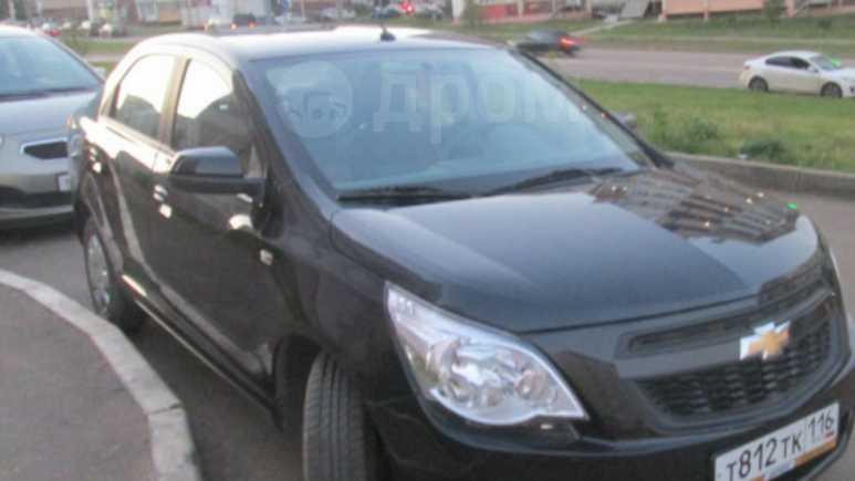 Chevrolet Cobalt, 2013 год, 390 000 руб.