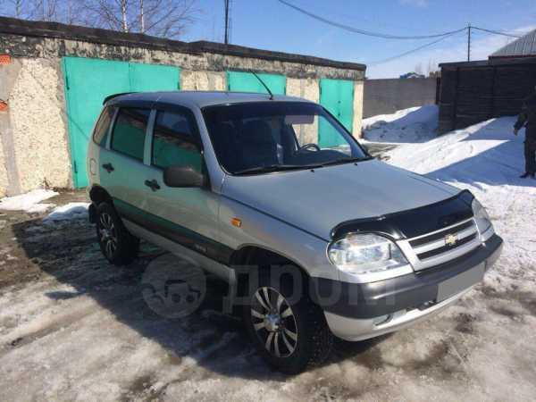 Chevrolet Niva, 2005 год, 200 000 руб.
