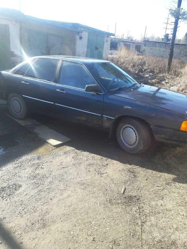 Audi 100, 1986 год, 60 000 руб.
