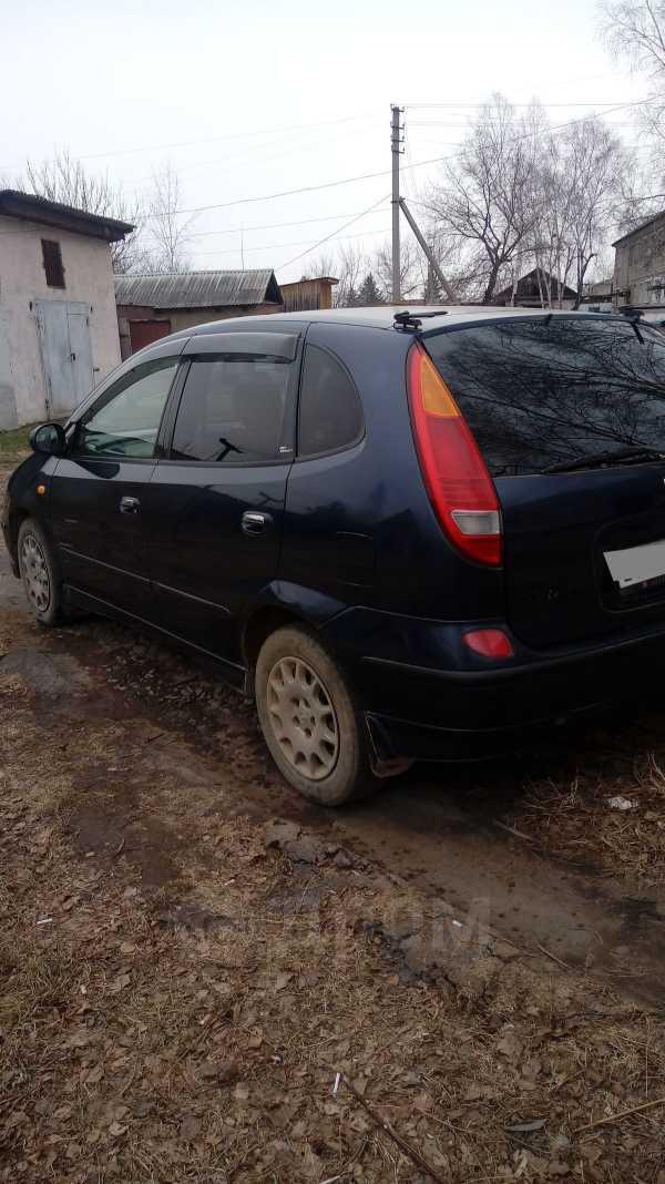 Nissan Tino, 1999 год, 220 000 руб.
