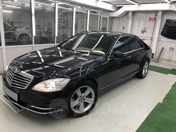 Mercedes-Benz S-Class, 2007 год, 1 000 000 руб.