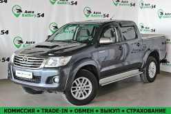 Новосибирск Hilux Pick Up 2013