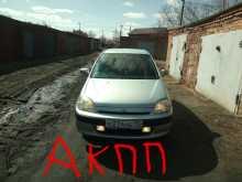 Honda Logo, 1999 г., Омск