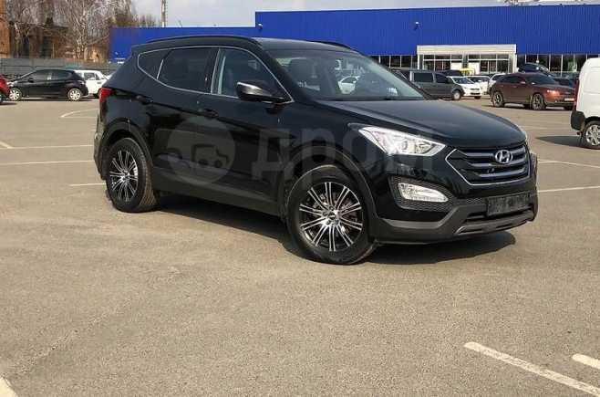 Hyundai Santa Fe, 2014 год, 880 000 руб.
