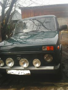 Красногорское 4x4 2121 Нива 2011