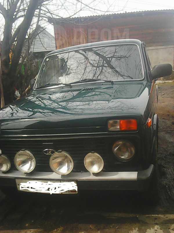 Лада 4x4 2121 Нива, 2011 год, 290 000 руб.