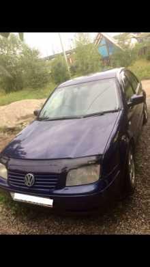Volkswagen Bora, 2002 г., Иркутск