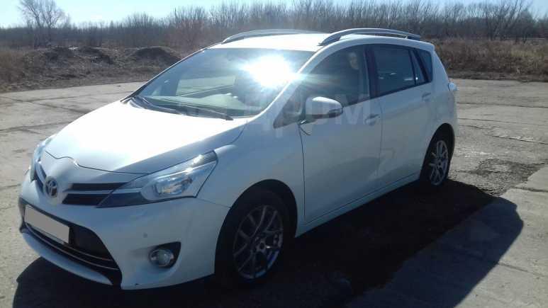 Toyota Verso, 2013 год, 1 050 000 руб.