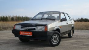 ВАЗ (Лада) 21099, 2000 г., Пермь