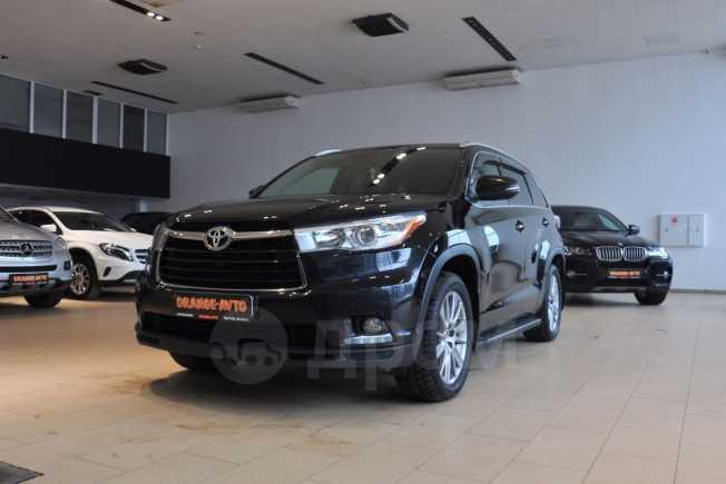 Toyota Highlander, 2013 год, 1 890 000 руб.