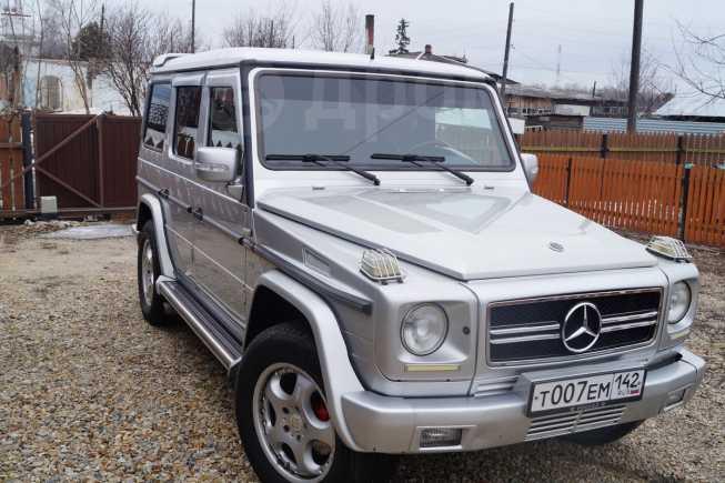 Mercedes-Benz G-Class, 2001 год, 1 280 000 руб.