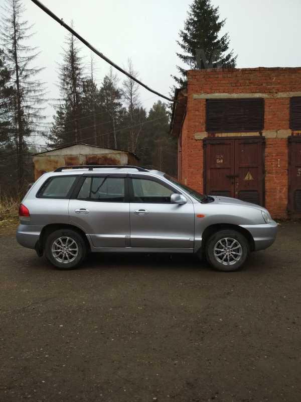 Hyundai Santa Fe, 2007 год, 530 000 руб.