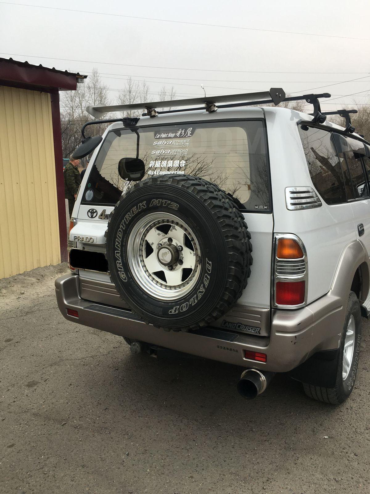продажа авто ленд крузер 80 в россии