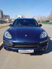 Красноярск Cayenne 2011