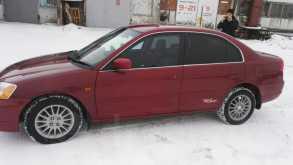 Honda Civic, 2001 г., Омск
