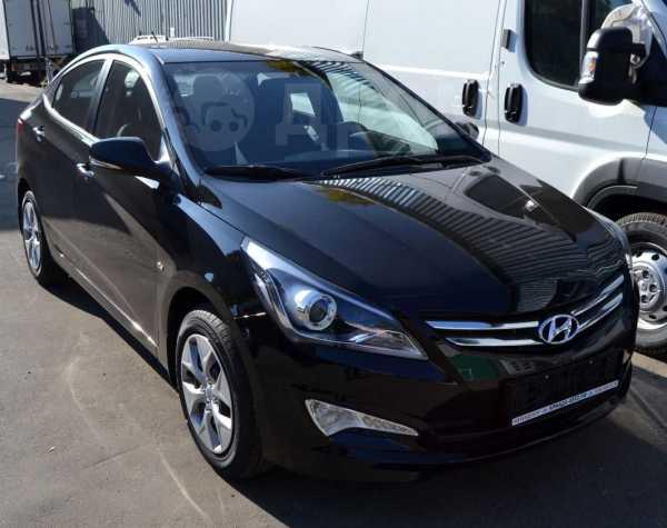 Hyundai Solaris, 2016 год, 710 000 руб.