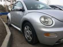 Volkswagen Beetle, 2000 г., Барнаул