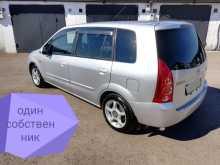 Mazda Premacy, 2003 г., Красноярск