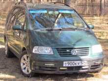 Volkswagen Sharan, 2003 г., Красноярск