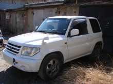 Mitsubishi Pajero IO, 2001 г., Иркутск