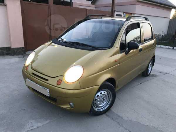 Daewoo Matiz, 2004 год, 75 000 руб.