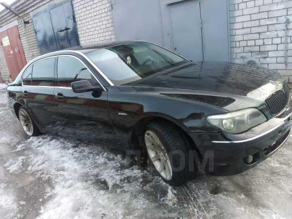 BMW 7-Series, 2003 год, 490 000 руб.