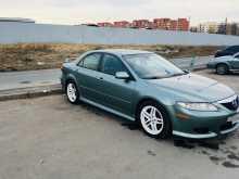 Mazda 6, 2004 г., Санкт-Петербург