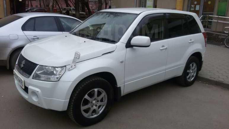 Suzuki Escudo, 2007 год, 540 000 руб.