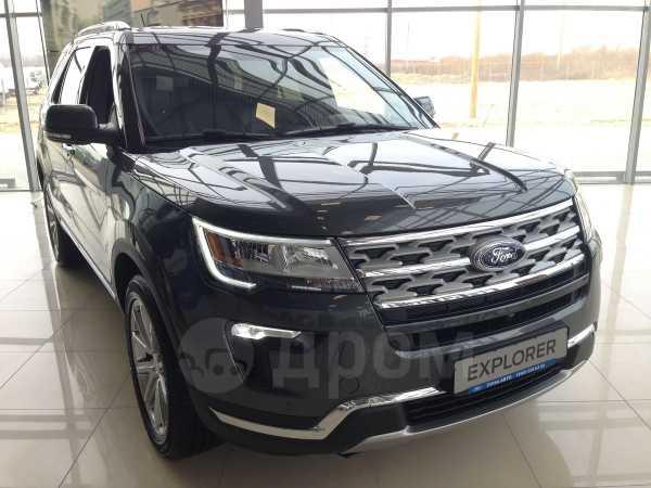 Ford Explorer, 2018 год, 2 798 000 руб.