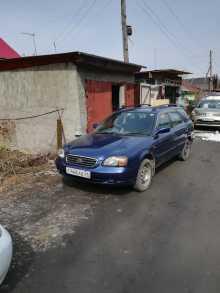 Suzuki Cultus, 2000 г., Новосибирск