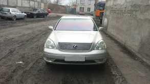 Новокузнецк LS430 2002