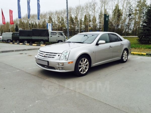 Cadillac STS, 2005 год, 360 000 руб.