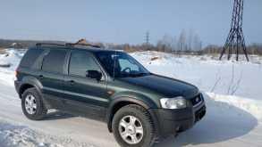 Ford Maverick, 2003 г., Новосибирск